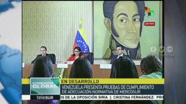 CUMPLIMIENTO DE NORMAS DE VENEZUELA
