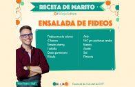 ► ENSALADA DE FIDEOS