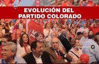 Evolución del Partido Colorado