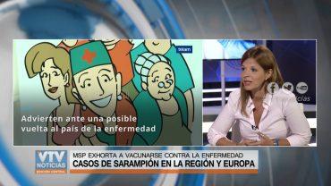 AMPLIA COBERTURA DE VACUNAS PESE A RESISTENCIAS