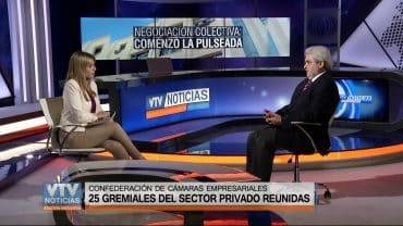 CONFEDERACIÓN DE CÁMARAS EMPRESARIALES BUSCA POSTURA COMÚN DE CARA A RONDA DE NEGOCIACIÓN SALARIAL