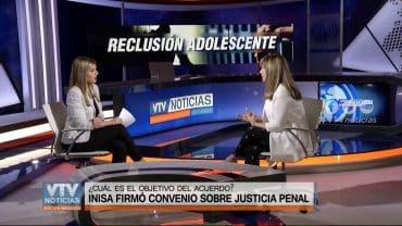 """FULCO: """"EN EL INISA YA NO HAY MALTRATOS Y SE ACOMPASA NORMATIVA DE DD.HH."""""""