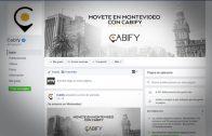 CABIFY EN CALLES DE MONTEVIDEO