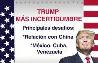 DONALD TRUMP Y SU POLÍTICA INTERNACIONAL
