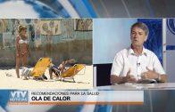 RECOMENDACIONES ANTE OLA DE CALOR