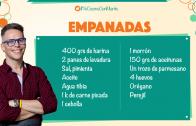 ► EMPANADAS CASERAS
