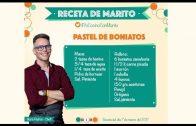 ► PASTEL DE BONIATOS