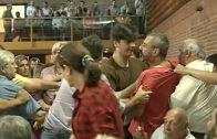 DISCUSIONES Y GOLPES EN CONVENCIÓN DEL PARTIDO COLORADO