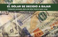 Dólar planchado