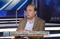 """LOUSTANAU: """"Uruguay no merecía estar en la lista negra de la OIT"""""""