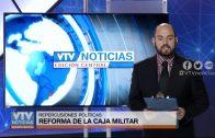 REPERCUSIONES SOBRE LA REFORMA DE LA CAJA MILITAR