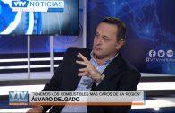 """""""TENEMOS EL COMBUSTIBLE MÁS CARO DE LA REGIÓN"""""""