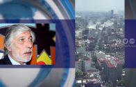 URUGUAYOS  EN MÉXICO TRAS EL TERREMOTO