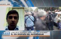 EL DÍA DESPUÉS DEL REFERÉNDUM CATALÁN