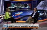 MIERES PRESENTÓ MEDIDAS ANTICORRUPCIÓN A VÁZQUEZ