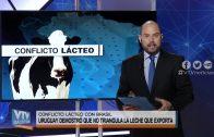 NEGOCIACIONES POR CONFLICTO LÁCTEO CON BRASIL
