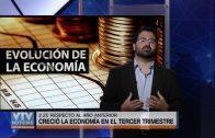 ECONOMÍA URUGUAYA CRECIÓ 2,2% EN EL TERCER TRIMESTRE