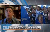 FANTINI ANALIZA OLA DE VIOLENCIA EN HONDURAS