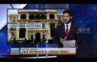 LEGÍTIMA DEFENSA: ANÁLISIS DE ANDRÉS OJEDA