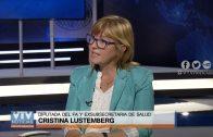 """CRISTINA LUSTEMBERG: """"LAS AUTORIDADES SIEMPRE DEFENDERÁN EL DERECHO DE LOS USUARIOS"""""""