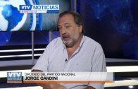 ENTREVISTA A JORGE GANDINI: INTERNA Y CANDIDATOS EN EL PARTIDO NACIONAL