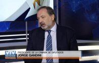 """GANDINI: """"APOSTAMOS A MÁS CERCANÍA CON LA GENTE"""""""