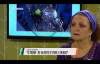 """TERESA HERRERA: """"SI PARAN LAS MUJERES, SE PARA EL MUNDO"""""""