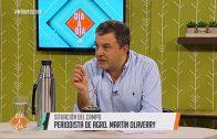 ANÁLISIS DE MARTÍN OLAVERRY: SITUACIÓN DEL CAMPO