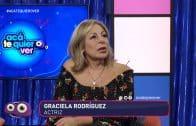 """GRACIELA RODRÍGUEZ: """"NO TENDRÍA QUE HABER SIDO TAN AUTÉNTICA"""""""