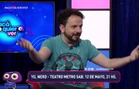 """PABLO MOLINARI PRESENTA """"YO, NERD"""""""