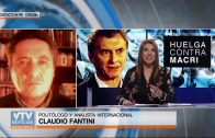 Análisis de Claudio Fantini: Huelga general en Argentina