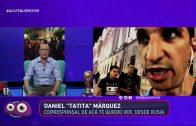 """Daniel """"Tatita"""" Márquez desde Rusia"""