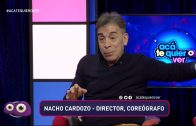 """Augusto Mazzarelli presenta """"El tipo que vino a la función"""""""