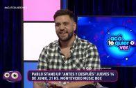 """Pablo Oyhenart presenta """"Antes y Después"""""""