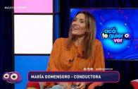 ¡Pasamos una tarde divertida junto María Gomensoro!