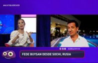 Rusia 2018: Fede Buysan desde Sochi