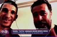 Rusia 2018: Tatita Márquez desde Moscu