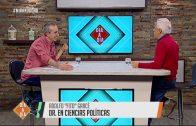"""Adolfo Garcé: """"El Frente Amplio puede perder más votos"""""""