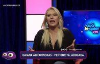 Daiana Abracinskas, multifacética si las hay.