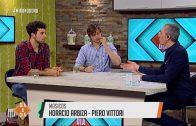 Piero y Horacio
