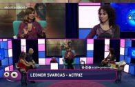 Una tarde entretenida junto a Leonor Svarcas