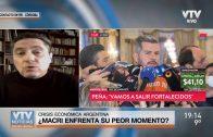 Análisis de Claudio Fantini: ''Hoy ha sido la jornada más negra del Gobierno de Mauricio Macri''