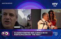 Claudio Konfino: ¿En qué te agarro?