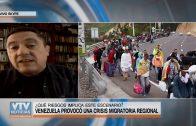 Crisis migratoria en Venezuela: ¿Qué riesgo implica este escenario?