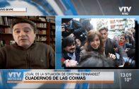 Cuaderno de las coimas: ¿Por qué no se logra que le levanten los fueros a Cristina Fernández?