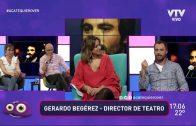 """Gerardo Begérez: """"El actor uruguayo tiende a ser más profesional que el argentino"""""""