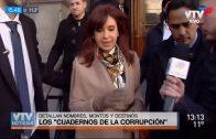 """Los """"cuadernos de la corrupción"""""""