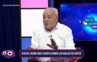 """Miguel Muniz le puso """"azuquita pal café"""" a la nostalgia"""