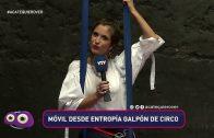"""Móvil desde """"Entropía Galpón de Circo"""""""