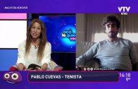Pablo Cuevas: ¿En qué te agarro?